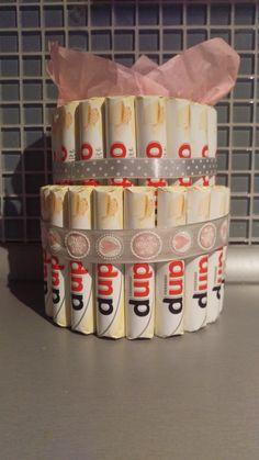 #schokoriegel #torte #duplo #ferrero #geschenk #present #cake #diy #chocolate