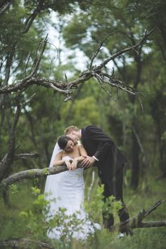 Bride and Groom love!