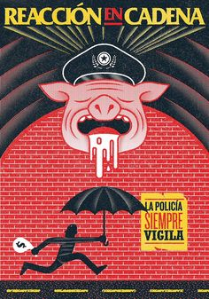 Pogo. Hardcore Punk Posters by Iconblast Studio