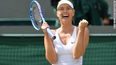 Now is the time to put #theONEthing to work for you - just ask Maria Sharapova!