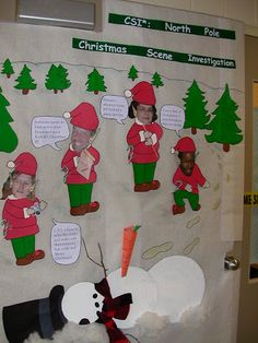 27 Best Holiday Office Decorating Contest Images