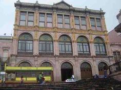 Grand Theater - Zacatecas, Mx