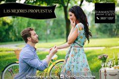 Acompaña un #picnic en #primavera con una #propuesta de matrimonio y el mejor #anillo.  ¡Te recomendamos en nuestro Facebook o Instagram el ideal!  #LasMejoresPropuestas #Gdl #CentroJoyero #CarloConti