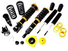 Ford Focus ST 12+ ISC Adjustable Coilover Car Suspension