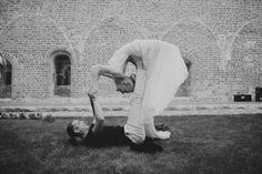 Yoga wedding!