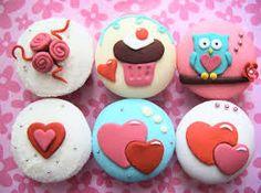 Resultado de imagem para cupcake decorado