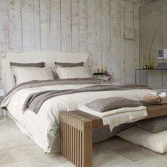 1000 images about deco chambre on pinterest zen deco - Couleur chambre adulte zen ...