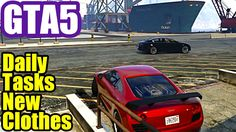 GTA 5 HEIST DLC: Clothes, Smugglers, & Simeon Export Vehicle Delivery