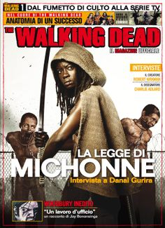 walking dead magazine covers | The Walking Dead: disponibile il magazine ufficiale