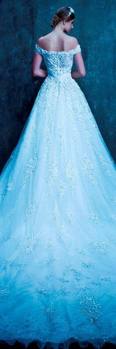 Michael Cinco Bridal Fall Winter 2015 Collection