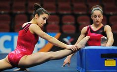 Last American Cup gymnastics meet in Jacksonville launched a star ...