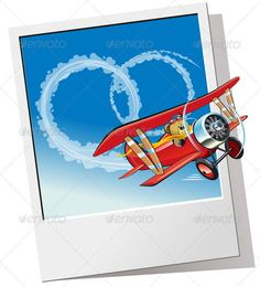 Cartoon Biplane  #GraphicRiver         Cartoon Biplane sending wedding message   Also you can check at my Collections:  Vector Cartoon Cars  Vector Cartoon Trucks  Detailed Vector Cars modern and retro  Detailed Vector Trucks Vans Tractors and Pickups  Detailed Vector realistic and cartoon styled Buses  Vector aircrafts, airplanes, retro, modern, blueprints, silhouettes and aerial backgrouds  Detailed vector train illustrations and Detailed 3D model locomotive  Detailed vector…
