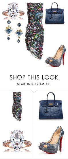 """""""Untitled #26706"""" by edasn12 ❤ liked on Polyvore featuring McQ by Alexander McQueen, Hermès and Dolce&Gabbana"""