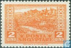 Timbres-poste - Albanie [ALB] - Forteresse de Gjirokastër