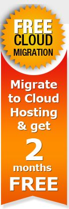 See all offers regarding cloud hosting, Now you can migrate completely free of cost also if you will do 1 year sign up, we will offer you 2 months free cloud hosting. HURRY...this offer for few days only. ..  See details: http://www.hostingraja-cloud.in/