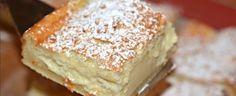 "Tastee Recipe Even Easier Than Saying, ""Bippity Boppity Boo""! - Page 2 of 2 - Tastee Recipe custard cake. Sweet Recipes, Cake Recipes, Dessert Recipes, Just Desserts, Delicious Desserts, Custard Desserts, Magic Custard Cake, Coconut Custard, Vanilla Custard"