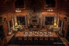 Fine Dining | Guest Ranch Vacation at The Hideout in Wyoming | Western Vacations