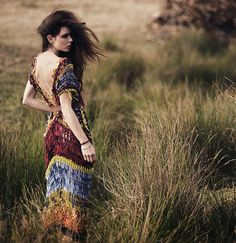 I'd like to do photos like this. I love being in open fields when its windy before it rains