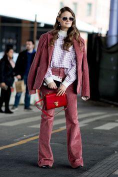 Turtlenecks Were a Street Style Essential on Day 5 of New York Fashion Week - Fashionista