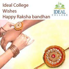 #IDeal #College #Wishes #Happy #Rakshabandhan