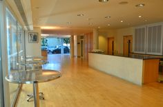 Buckingham House Foyer - great for networking, exhibitions and receptions.