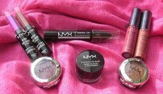 NYX Cosmetics: New P...