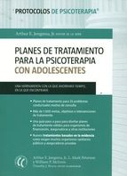 Planes de tratamiento para la psicoterapia con adolescentes: protocolos de psicoterapia