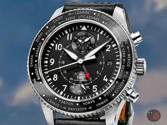 #IWC 45mm Timezoner