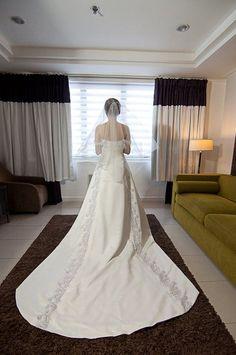 Camille garcia Beaded Wedding Dress Couture, Bridal, Wedding Dresses, Beautiful, Fashion, Bride Dresses, Moda, Bridal Gowns, Fashion Styles
