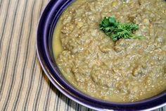 Phase 1: cumin lentil soup