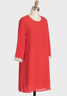 Charleston Dance Woven Dress By MM Couture | Modern Vintage 1st Trimester | Modern Vintage Mai's Maternity Picks