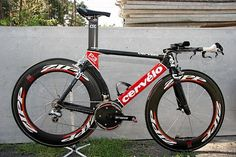 Cervelo is a massive brand very popular in triathlon