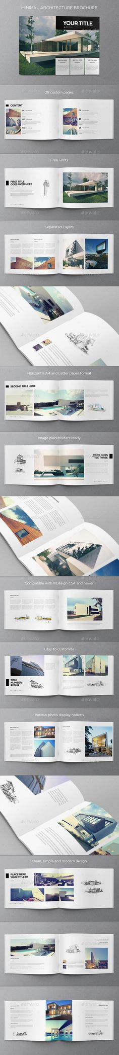 Murat Ozgul (telepati) on Pinterest - architecture brochure template