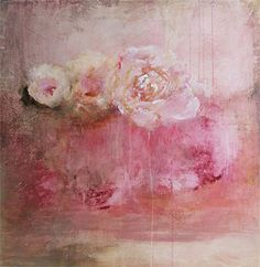 Peonies After Rain Gabryel Harrison oil on canvas, 90 x 90cm NZ$7,950. fran@artcntr.co.nz