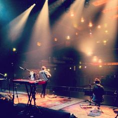 On tour with the boys for a week. Sound-checking 'In A Week'. #Hozier #soundchecking #tour #KAREN #FUCKING #COWLEY #OMG #andAndy by patroklosryan
