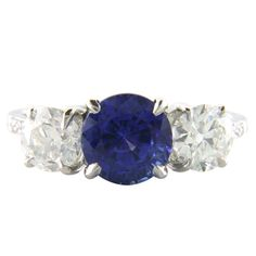 De 7mm Or 9 carats or jaune 4 claw round gemstone gem stone réglage collet