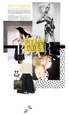 """""""So Dotty: Polka Dots"""" by nosleeptilbrooklyn ❤ liked on Polyvore featuring PBteen, Marc Jacobs, Caroline Constas, Marni, Charlotte Olympia, Oscar de la Renta, Forever 21, PolkaDots and contestentry"""