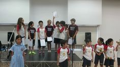 Elementary Assembly - Grade 3 RESPECT