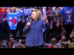 Hillary Clinton: Hold Me Accountable
