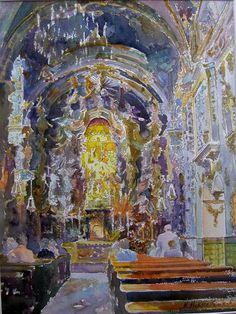 Church, Sevilla, Spain  Nina Mikhailenko