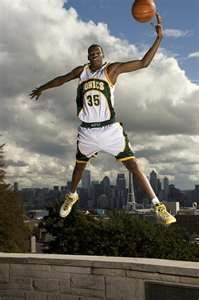 Kevin Durant, From Seattle to Oklahoma City, his game only gets better and humble