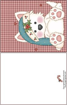 Christmas puppy greeting card http://www.graphicgarden.com/files17/graphics/print/cards/seasonal/xmpupcd1.gif