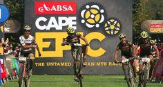 Michiel Van der Heijden e Andri Frischknecht vencem etapa 4 da Cape Epic 2017, etapa que rolou nesta quinta-feira, 23 de março, entre as cidades Greyton e Elgin, na África do Sul.    A etapa com 112km e mais de 2.   #bike #ciclismo #competição de mtb #mountain bike #mountainbike #MTB #ultramaratona de MTB