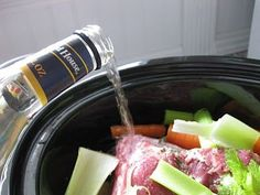 another wrote:Crock Pot Recipe: Perfect Pork Roast. Seriously my favorite pork roast recipe period. Absolutely delicious!
