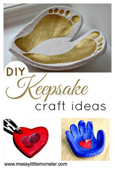 DIY Keepsake Craft I