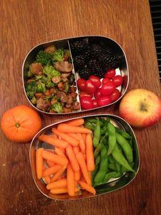 What Vegan Kids Eat: VEGAN Kid Lunches