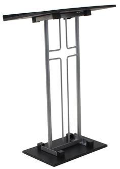 Church Furniture Store   Aluminum Cross Podium, $499.00 (http://www.