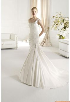 Vestido de novia Avenue Diagonal Fenal 2013