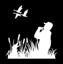 Duck Hunting Vinyl Hunting Decal 4653