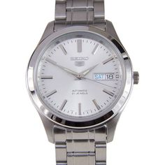 A-Watches.com - Seiko 5 Mens Automatic 21 Jewels Casual Watch SNKM41K1, $58.00 (http://www.a-watches.com/seiko-5-automatic-snkm41k1/)